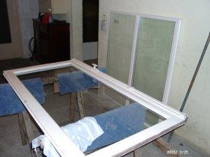 Fabriquer un double vitrage r novation n oclair 20 ou 24 mm for Fenetre de renovation lapeyre